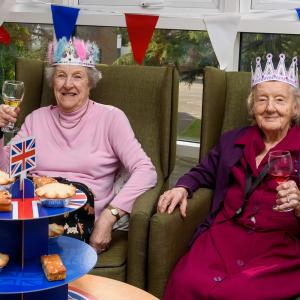 Join Eye care home for a royal celebration this Care Home Open Day