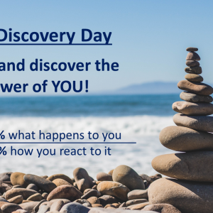 NLP Discovery Day - Discover the Power of You