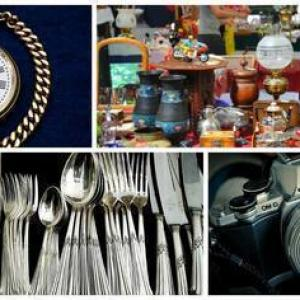 Norfolk Antique and Collectors Fair 2019